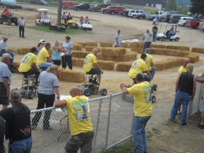 Fowlerville easy rider rodeo 2011